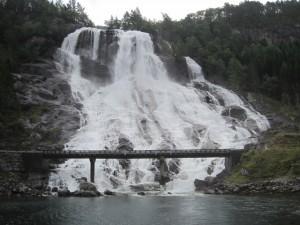 Waterval Furebergfossen