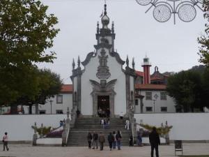 Kerk van Senhora da Agonia