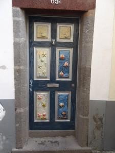 deuren oude deel Funchal