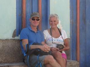 Lia en Remco van de Hullu Poro