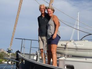 Heinze en Anneke van de Nok