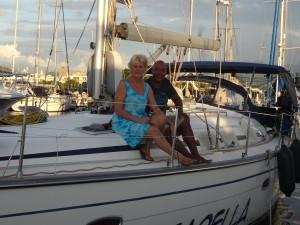 Ellen en Martin van de Acapella
