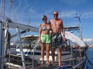 Eva en Peter van de Tina-Princess