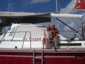 Leonie en Martin van La Rossa