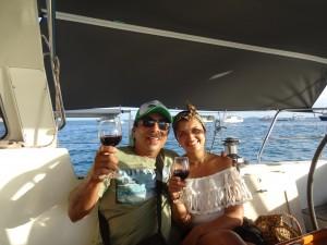 Felipe en Marcella van de Shamu