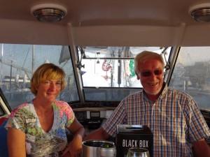 Birgit en Volker van La Rossa